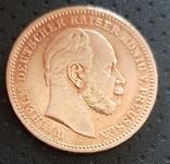 20 марок 1883, Прусія, фото №3