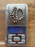 Четки серебряные, фото №2