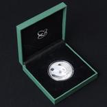 10 Юань 2018 Панда (Серебро 0.999, 30г), Китай в Коробке, фото №2