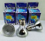 3шт Светодиодные лампочки Brille LED E27 новые, фото №3