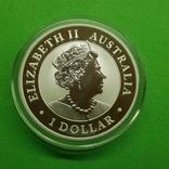 Австралия Доллар Коала Фауна 2011 1 oz, фото №3