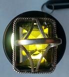Серьги и кольцо.Серебряный набор., фото №8