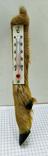 Термометр козья ножка ГДР Германия GDR, фото №4