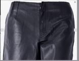 Кожаные шорты Emporio Armani, оригинал, новые, фото №9