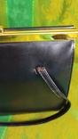 Сумка кожаная винтажная Англия, фото №10