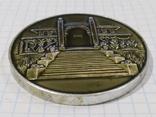 Настольная медаль Крым Алупкинский дворец музей, фото №4