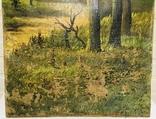 Картина P. Rogozinzki, 1909 год, фото №6