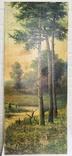 Картина P. Rogozinzki, 1909 год, фото №12