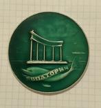 Настольная медаль Евпатория, фото №2