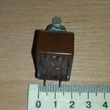 Тумблер, переключатель Т3, СССР, фото №5