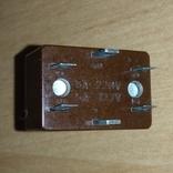 Тумблер, переключатель Т3, СССР, фото №7