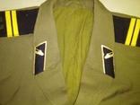Китель младшего сержанта СССР танковых войск плюс бирет и пилотка, фото №4