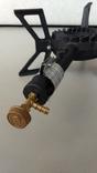 Чугунная газовая горелка для казана или самогонного аппарата, фото №4