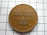 Швеция 50 эре 1992 года, фото №3