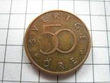 Швеция 50 эре 2002 года, фото №3