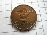 Швеция 5 эре 1972 года, фото №3