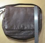 """Винтажная кожанная сумка """" Faigen"""", фото №9"""