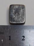 Окончание браслета серебро, фото №7