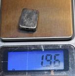Окончание браслета серебро, фото №8