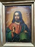 "Икона ""Иисус Христос "", фото №5"