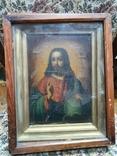 "Икона ""Иисус Христос "", фото №6"