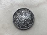 3марки-1911р.Луітпольд (Баварія), фото №3