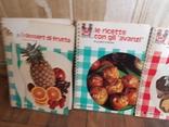 Книги рецепты Италия кулинария на итальянском, фото №4