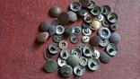 Старые разные пуговицы., фото №2