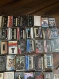 80 аудиокассет, разные исполнители., фото №4