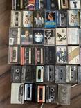 80 аудиокассет, разные исполнители., фото №6