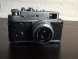 СССР 1967 фотоаппарат Зоркий - 4 именной подарок, фото №2