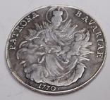 Талер Бавария 1770, фото №6