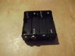 Холдер для восьми аккумуляторов АА, фото №2