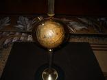 Офисная большая пепельница с глобусом венгрия, фото №4