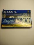 Аудиокассета SONY, фото №2