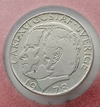 1 крона 1978 года Швеция, фото №3