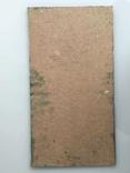 Картина двп., масло 48 х 24,5 см. Абстракция., фото №3