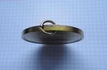 Большая именная медаль к 70 летию, 1984 г., фото №8