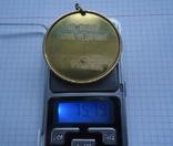 Большая именная медаль к 70 летию, 1984 г., фото №10