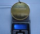 Большая именная медаль к 70 летию, 1984 г., фото №11