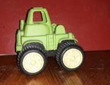 Игрушка, трактор, зелёный., фото №2