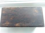 Деревянная шкатулка, фото №4