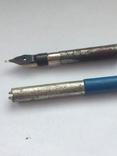 Ручка перьевая СССР, фото №4