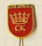 Герб Kielce Кельце Польша, фото №2