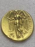 Статер Александра Македонского, фото №3