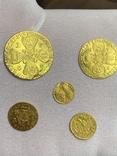 Полная Коллекция Екатерины Второй 5 монет, фото №4