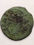 Не обычная монета профиль лица в другую сторону, фото №3