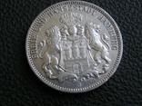 3 марки 1911 J Гамбург, фото №2