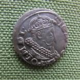 Трояк 1622 года, фото №2