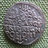 Трояк 1622 года, фото №5